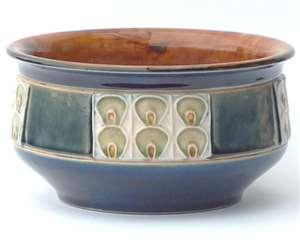 Doulton Art Deco bowl by Minnie Webb