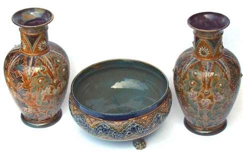 Francis E. Lee ceramics